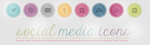 Social Media Icons Pack by Nikrecia