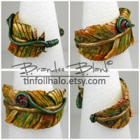 Feather Cuff - Concept by TinfoilHalo