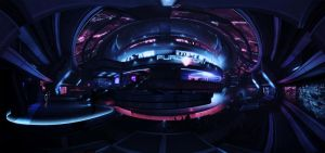 Mass Effect 3 - pano 02 by MichaWha
