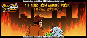 AT4W: The Thing - Eternal Vows #3-4 by MTC-Studio