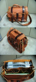 Weerd Leather bag by Marcusstratus