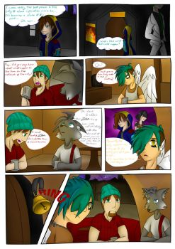 Evolution - Page2 by KtronTheLordofTime