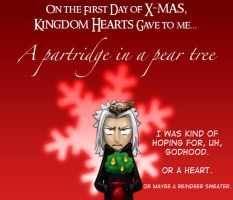 On the First Day of X-Mas... by terriblenerd