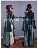 Costume Preview_Faeren Lady by GoblinStock