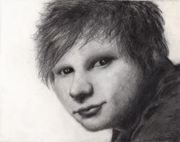 Ed Sheeran by Shaleco