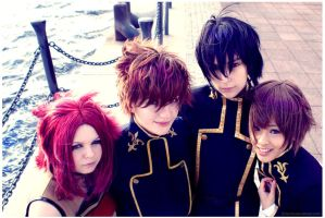 Code Geass - Group by Emzone