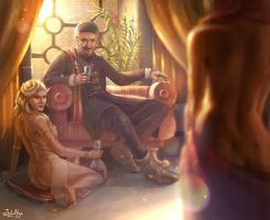 Petyr Baelish (Littlefinger) by JuliaMyr
