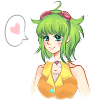 Gumi Sketch by Yuroppa