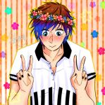 .FlowerCrownBoy. by Ciomy