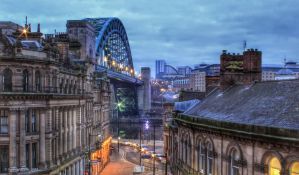 Tyne Bridge X by KERphotography