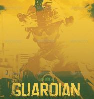 Guardian Movie Poster Template by loswl
