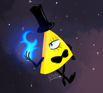 Bill Cipher by Chaos-Illusions
