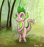 It is Spike by Pedantia