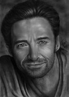 Hugh Jackman by ALiaS-BG