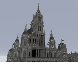 Temple Update IV by Wuhu7