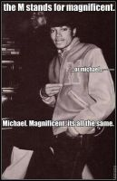 Michael or Magnificent? :D by MichaelJackson3000