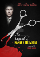 Poster for The Legend of Barney Thomson by Andreita42