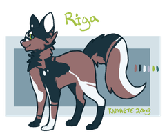 Riga Reference Sheet by Kama-ItaeteXIII
