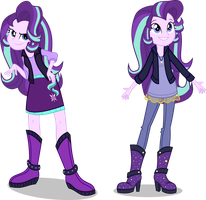 [AU] Starlight Glimmer - redesign by LimeDazzle