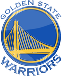 Golden State Warrior 3D Logo by Rico560