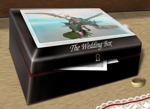Wedding Box by achipps