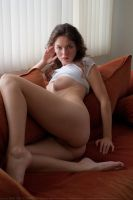 Betcee May, Red Sofa 244 by photoscot