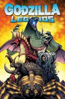 Godzilla Legends Trade Cover by KaijuSamurai