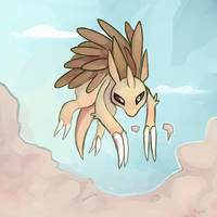 Sandslash by Kiytt