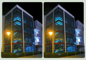 Dessau Architecture 3D ::: Stereoscopic Free-View by zour