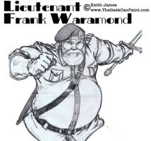 Book Talk: Frank by TheGeekCanPaint