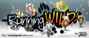 RUNNING WILD - The Mini Cast by jesonite