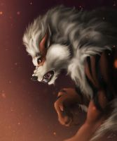 Arcanine by Quindayo