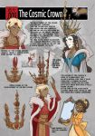 The Cosmic Crown by non-nobis-domine