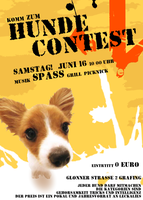 Dog contest by BinaDog