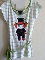 Mad Hatter T-shirt by PandoraLuv