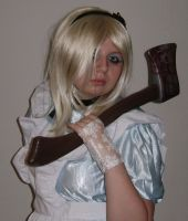 Go Axe Alice by Fayina-Kei-Sancia