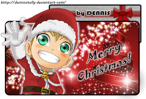 Merry Christmas - by Dennis by DennisStelly