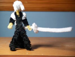 Pipe Cleaner Sephiroth by Naryx