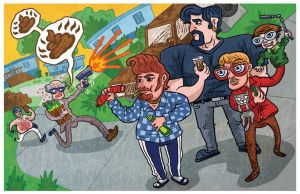 Trailer Park Boys by ehudsbloodysword