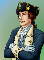 tD - Captain Hamilton by JadeRaven93