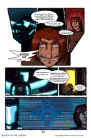 Transformers Animated GITS Vol1Pg17 by DragonAnimeParty