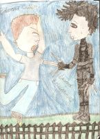 Cullen PWNED by Scissorhands by Kaykayiscrazy
