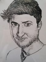 Dry Erase Olan Rogers by LuCkYrAiNdRoP