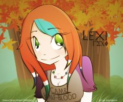 Lexi - For SwingyTheWeird by JinnyMoose