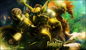 Goblins by Xpade