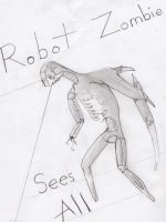 Robot Zombie by ThePossessedPuppet