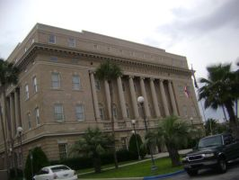 The Lake Co. Court House by baronbeandip