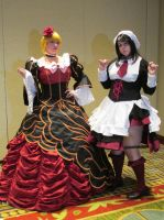 A little Umineko by missrelena