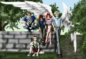 Original X-Men by kian