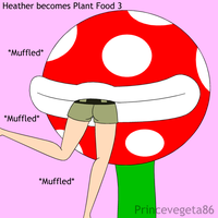 Heather becomes plant food 3 by princevegeta86